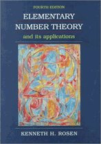 Cover of Elementary Number Theory and Its Applications (4th Edition)